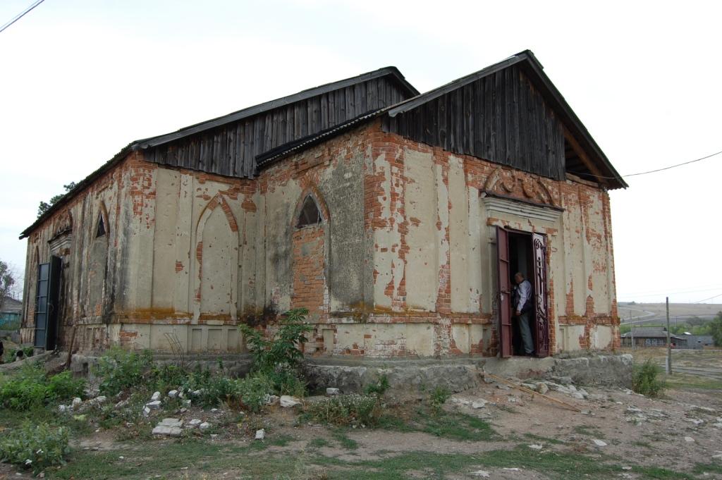 Проводят сбор пожертвований на восстановление храма, где хранили продукты, фото-3